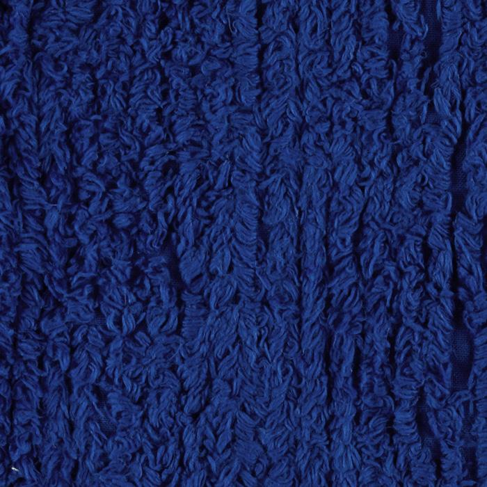 10 ounce chenille royal discount designer fabric for Cheap sewing fabric