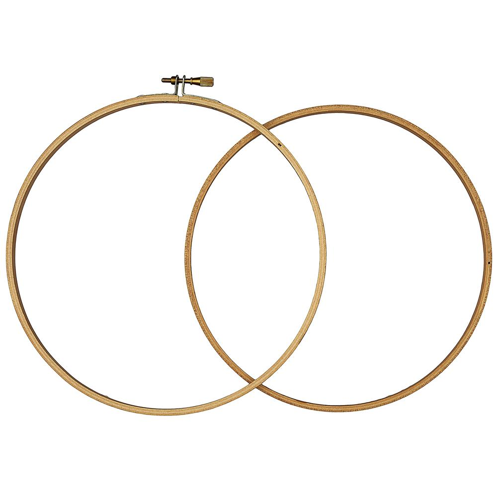 7'' Wood Embroidery Hoop