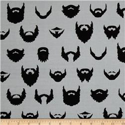 Brilliant Beards Grey
