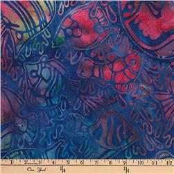 Artisan Batiks Totally Tropical Fish Pacific