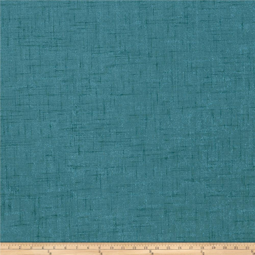 Fabricut Bolt Faux Silk Teal