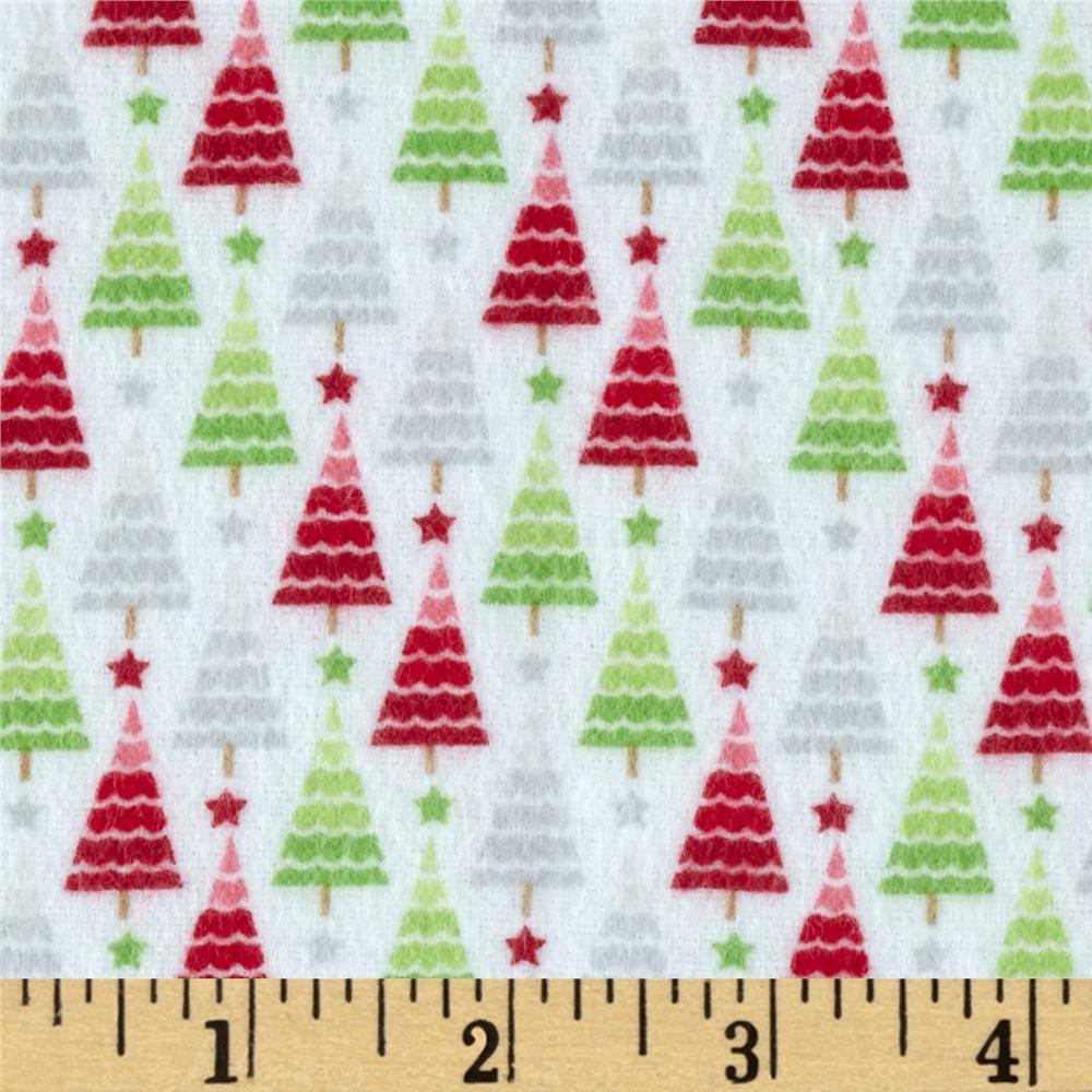 Riley Blake Home for the Holiday's Flannel Tree