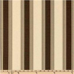 Premier Prints Accord Stripe Chocolate/Natural