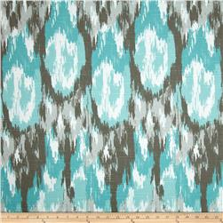 Premier Prints Ikat Craze Slub Spirit Fabric