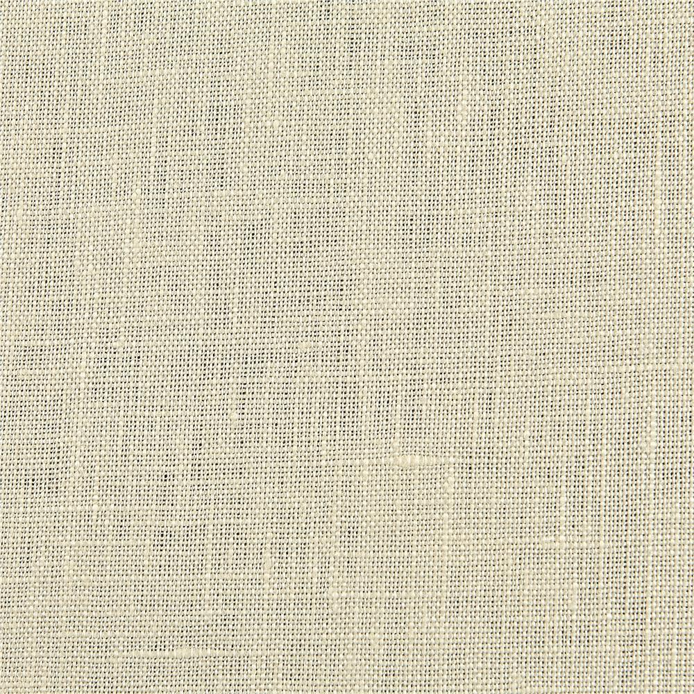 Medium Weight Linen Ecru Fabric