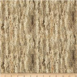 Oh Deer! Wood Texture Taupe