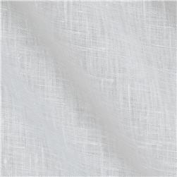 Kaufman Antwerp Linen White Fabric