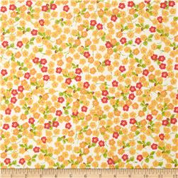 Riley Blake Floribella Floral Yellow