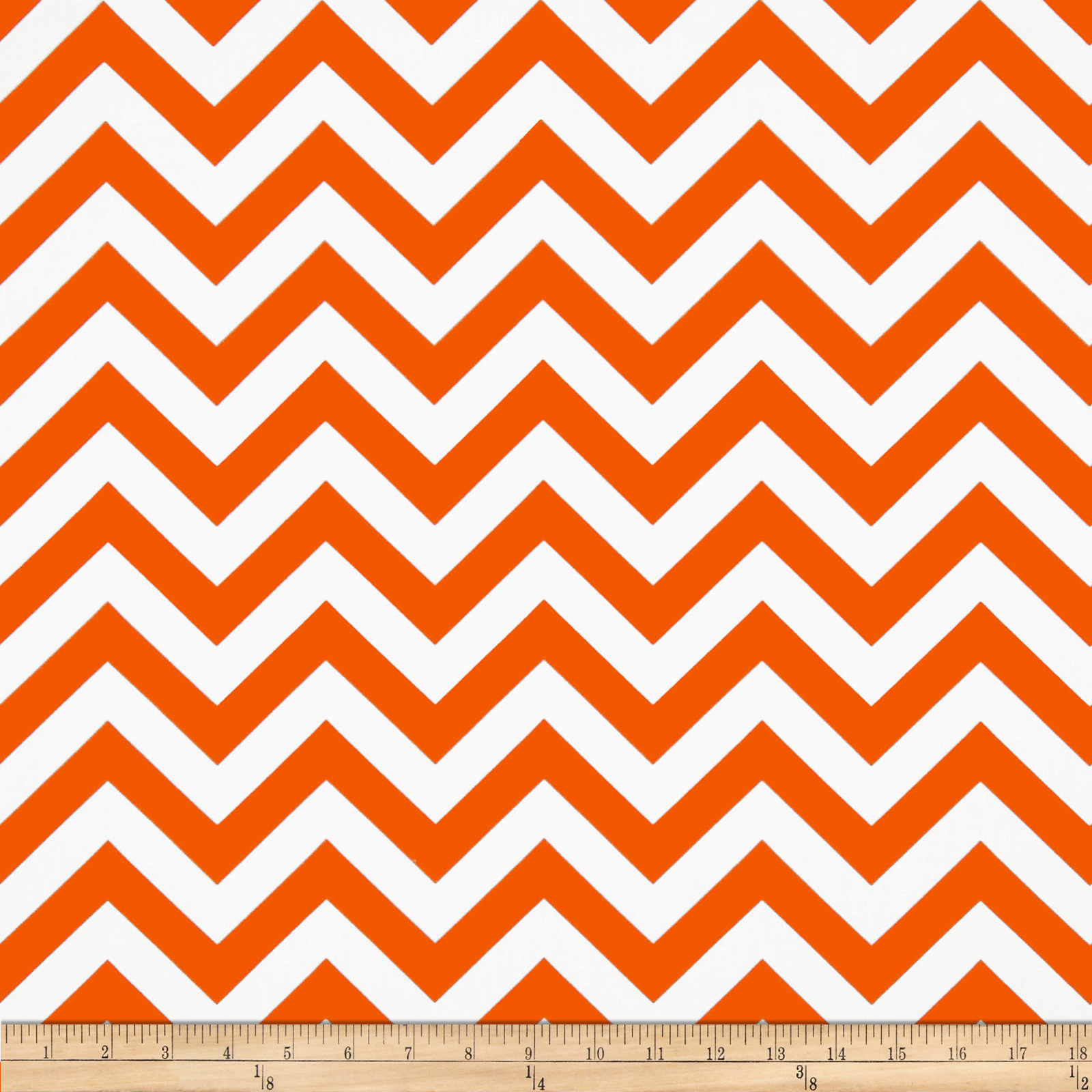 Premier Prints Indoor/Outdoor Zig Zag Orange