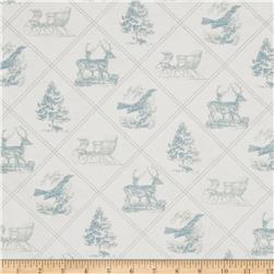 Tanya Whelan Winter Garden Toile Blue