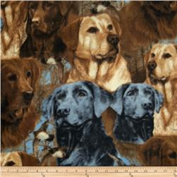 Animal Love Hunting Dogs Brown/Black