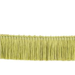 "Trend 2"" 02868 Brush Fringe Pear"