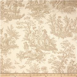 Waverly Country Life Toile Linen
