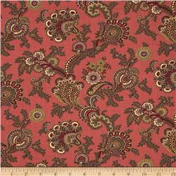 Moda Collections for a Cause Mill Book 1892 Flourish Rose
