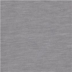 Tissue Slub Hatchi Knit Grey Fabric