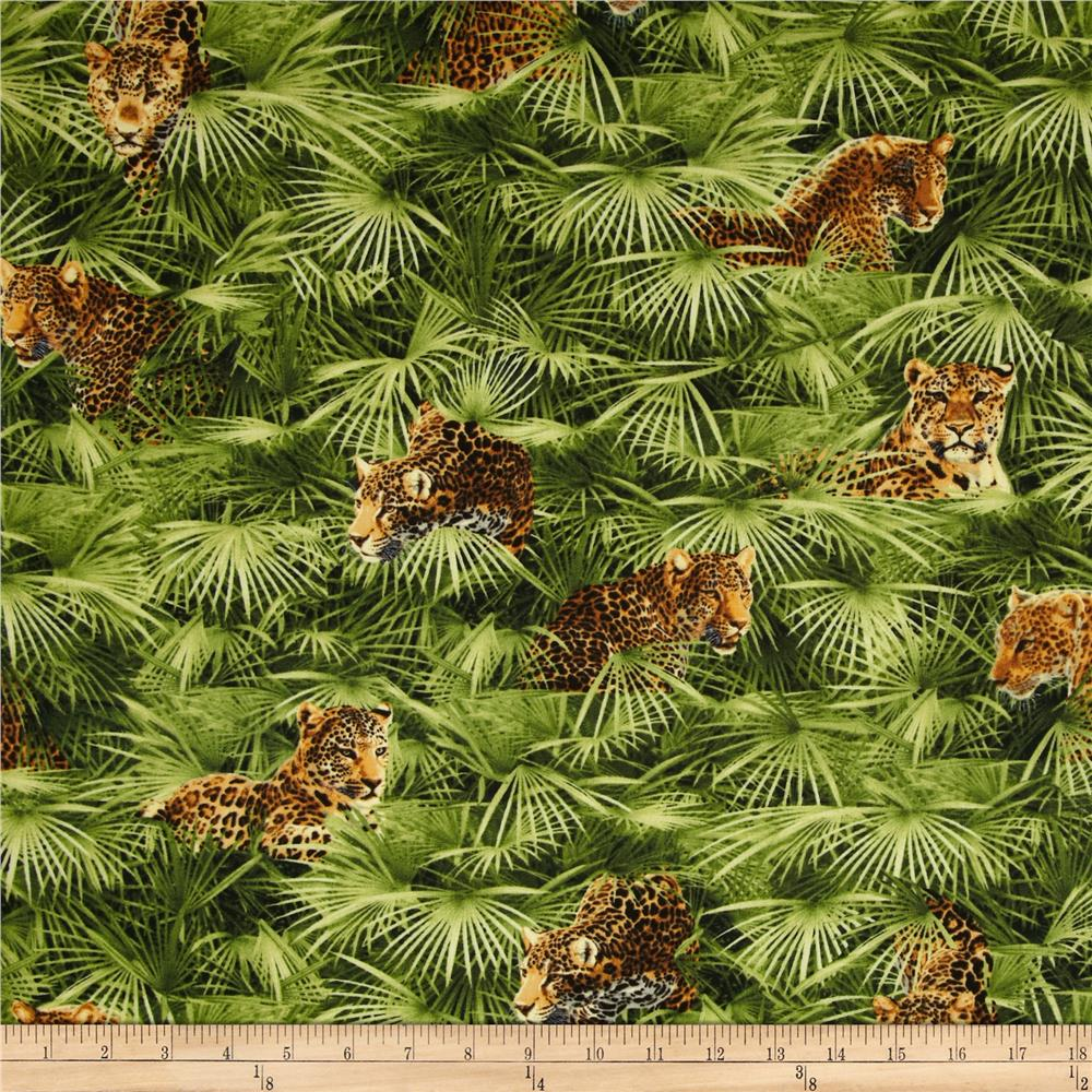A Jungle Of Big Cat Designs: Jungle Minis Big Cat Multi