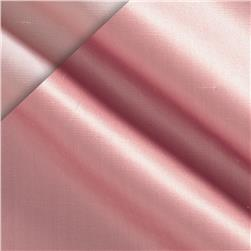 Silk Satin Shantung Blush