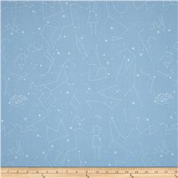 Natural History Constellations Silver/Blue