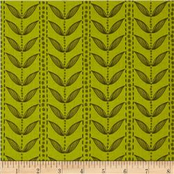 Reverie Garden Leaf Stripe Leaf