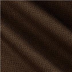 Textured Satin Brown