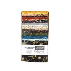"Timeless Treasures Tonga Batik Painter 2.5"" Strips"