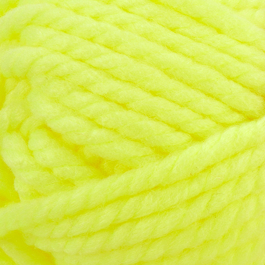 Red Heart Vivid Laser Yellow Yarn