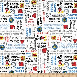 Mickey Set Words