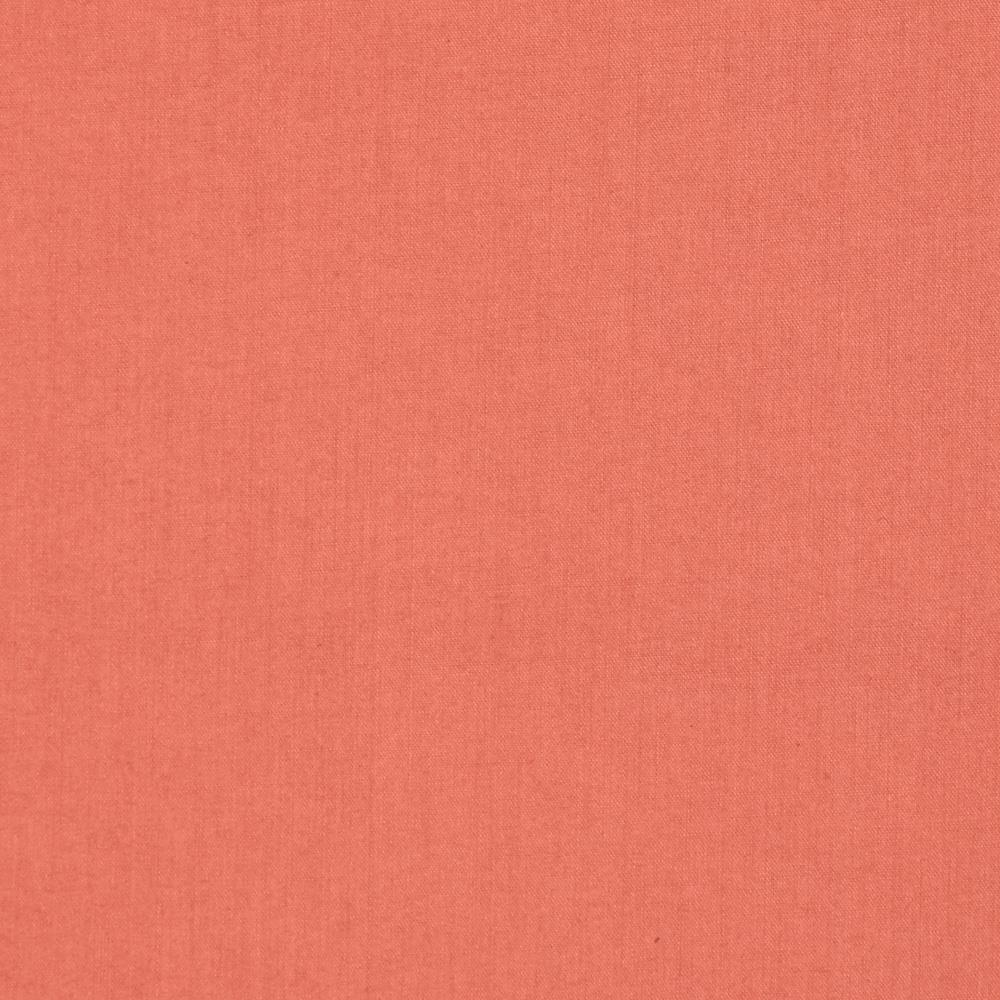 Designer Essentials Cotton Voile Coral Orange - Discount Designer ...