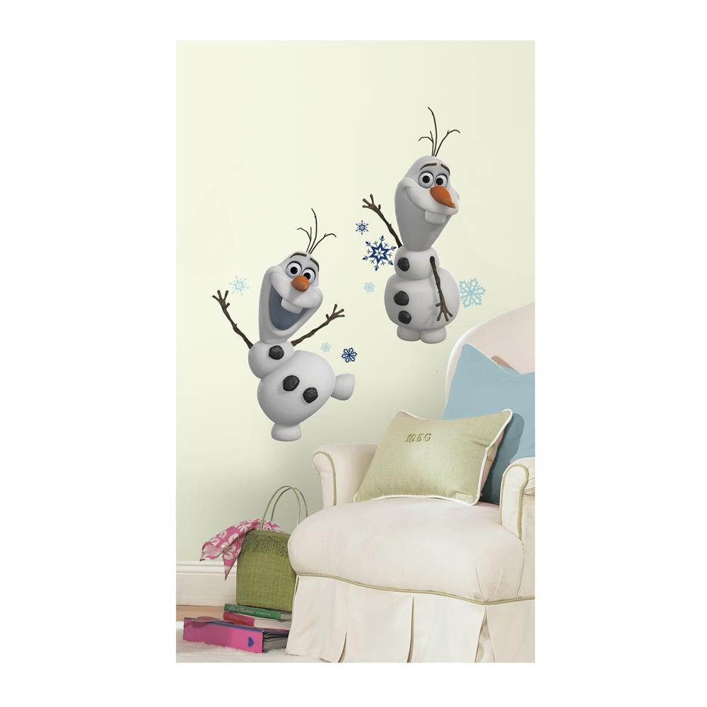 Frozen Olaf The Snow Man Decal