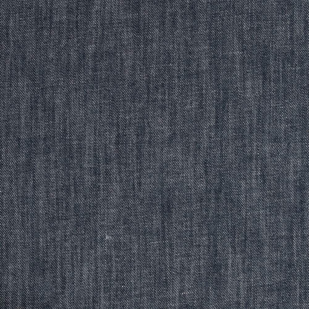 Stretch 6 oz Denim Medium Wash Blue