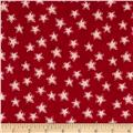 Craft Paper Christmas Stars Red
