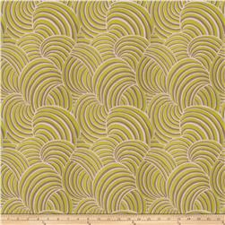 Fabricut Marlin Faux Silk Lime