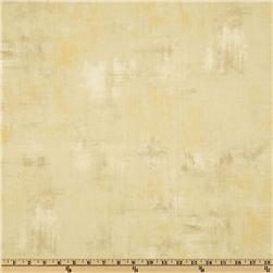 Moda Grunge Solid Cream Fabric