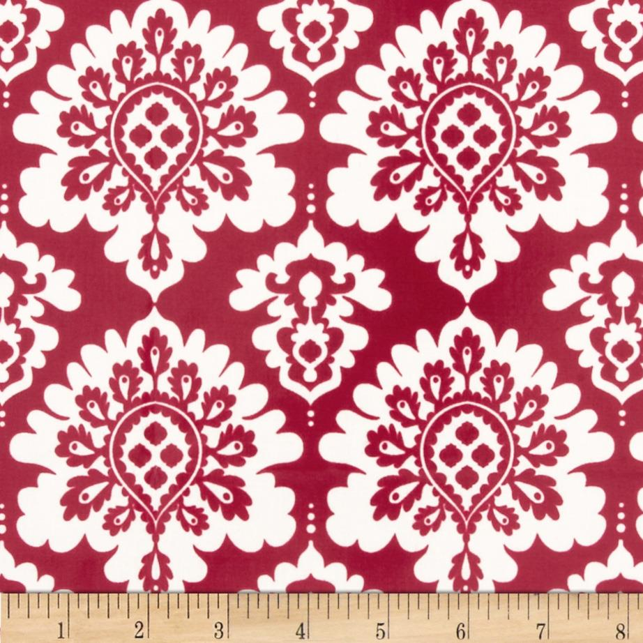 Riley Blake Lost and Found Love Laminate Damask
