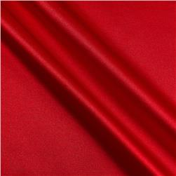 Stretch Charmeuse Red