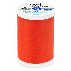 Coats & Clark Dual Duty XP 250yd Devil Red