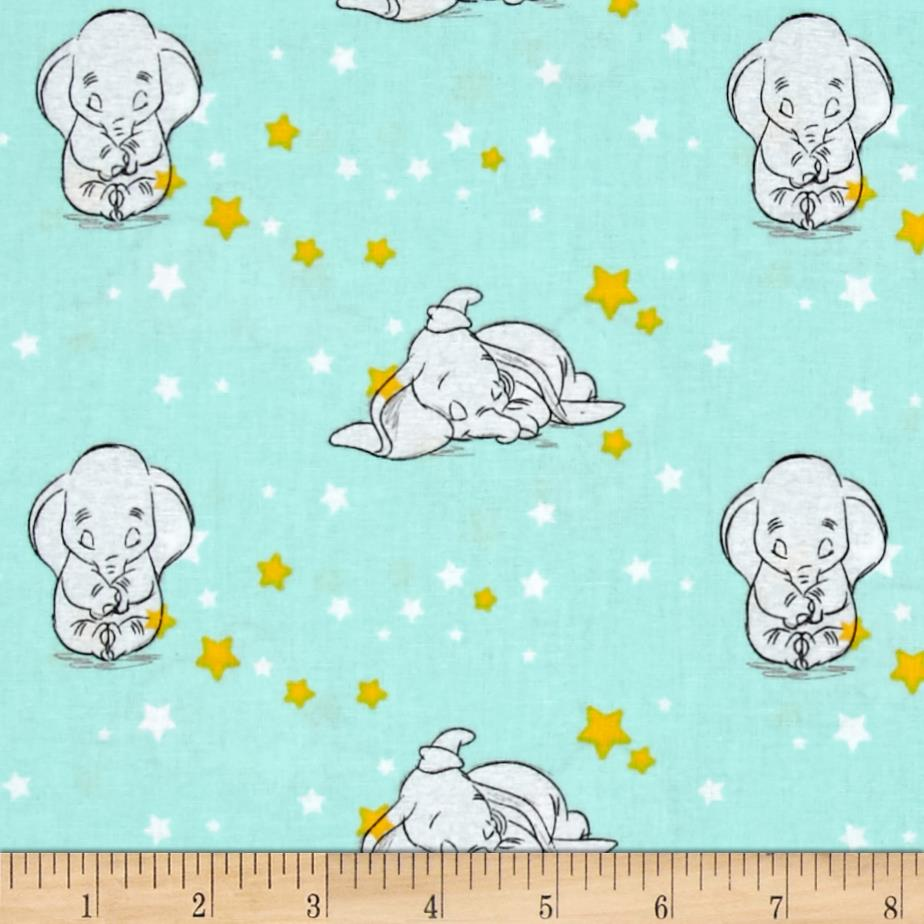 Disney Dumbo Sweet Dreams Starry Mint