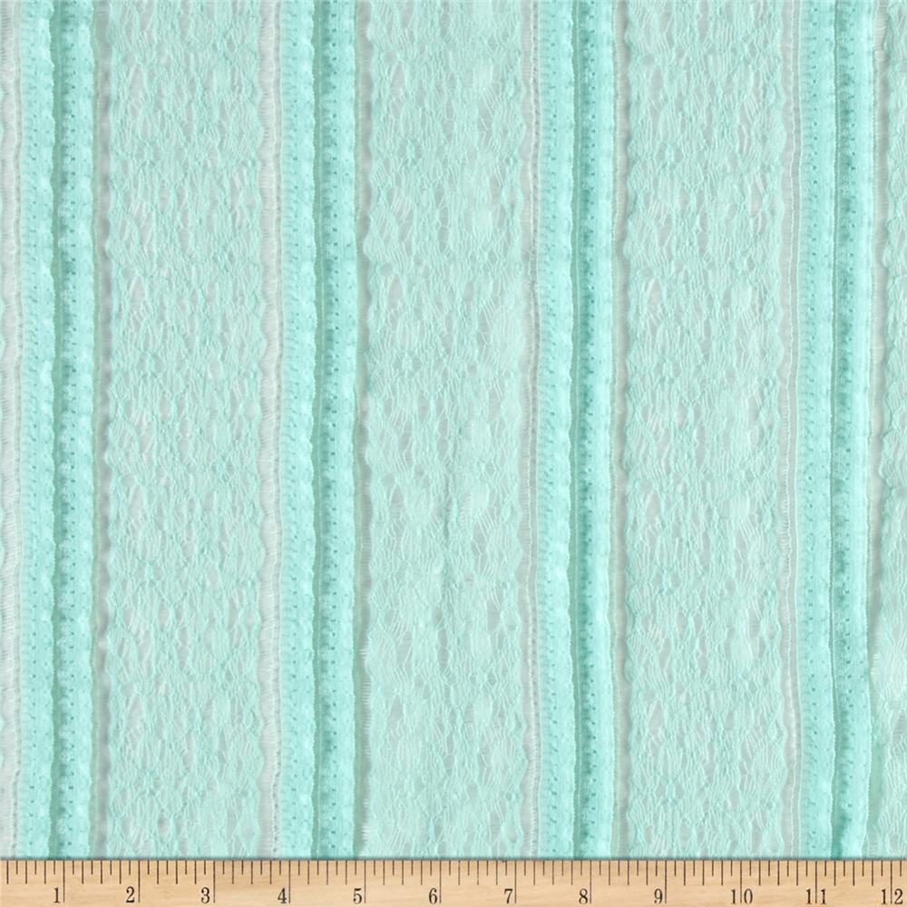 Novelty Lace Mint