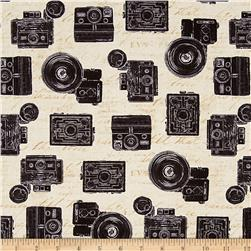 Objects Cameras Vintage Tan