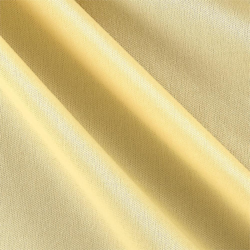 Nylon Activewear Knit Solid Butter