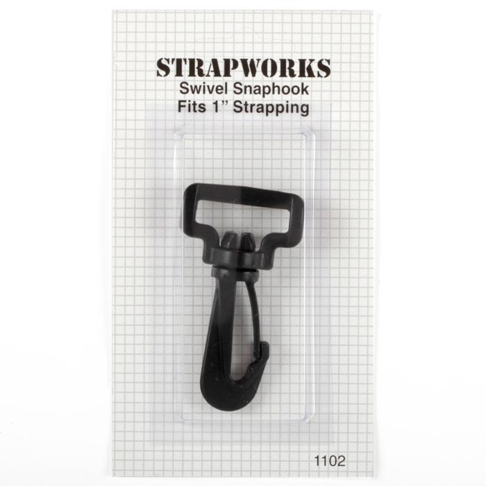 Strapworks Swivel Snaphook 1''