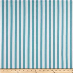 Premier Prints Basic Stripe  Coastal Blue