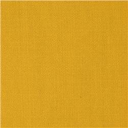 Premier Prints Indoor/Outdoor Dyed Solid Yellow Fabric