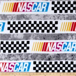 Nascar Race Fleece Light Gray