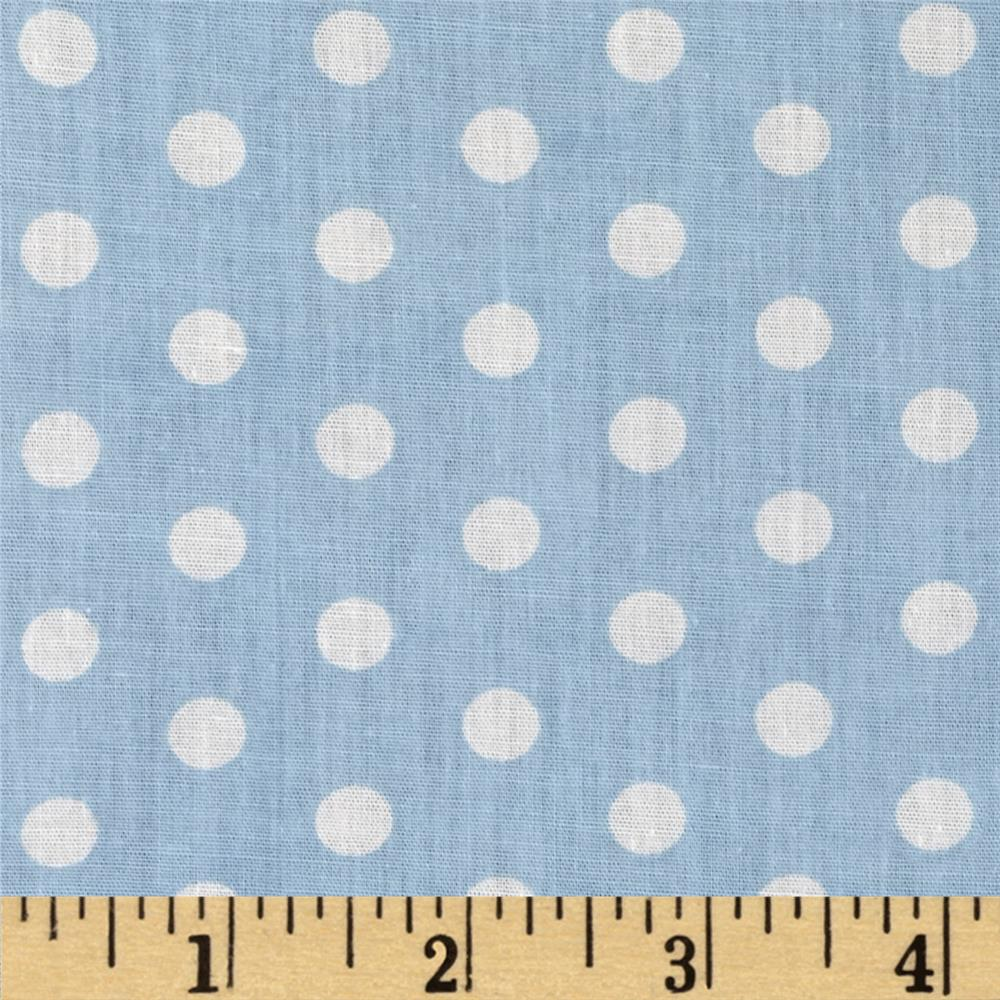 Forever Small Polka Dot Blue