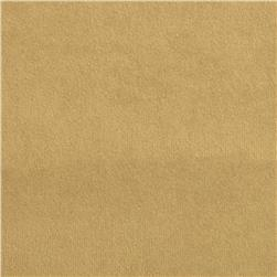 Alpine Double-Sided Felted Suede Camel