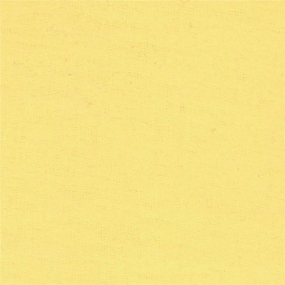 Alpine Flannel Solid Maize
