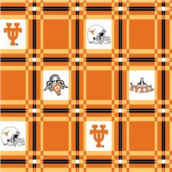 Collegiate Tailgate Vinyl Tablecloth University of Texas