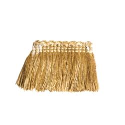"Trend 2"" 01361 Brush Fringe Wheat"