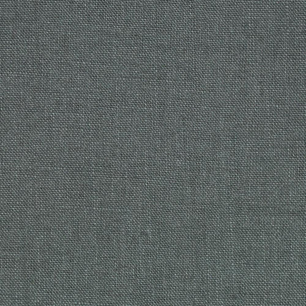 Stonewashed Linen Steel Grey - Discount Designer Fabric ...